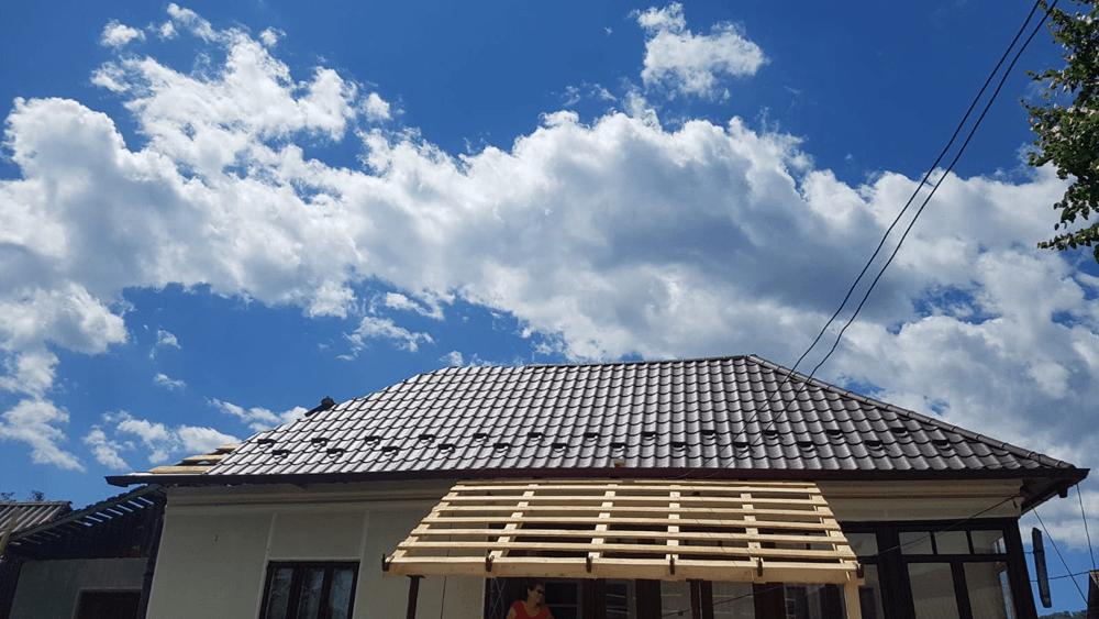 Renovare acoperis Slanic Arges